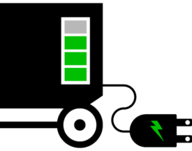 Electric Vehicles Icon