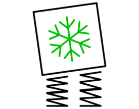 Refrigerated Cargo Icon